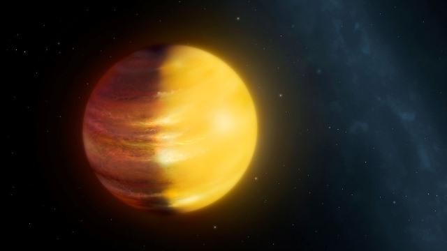 Горячий Юпитер KELT-16b станет лабораторией для новых исследований