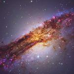 Астрономы обнаружили гигантскую радиогалактику