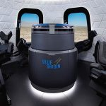 Blue Origin показала дизайн капсулы для космических туристов