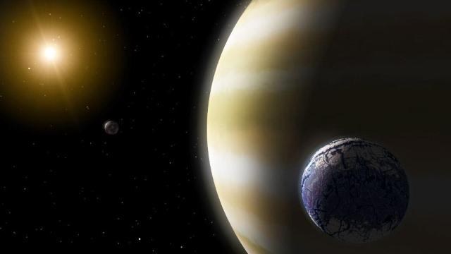 Судьба одиноких экзоспутников