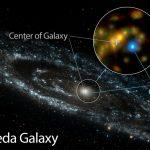 Астрономы разгадали тайну жёсткого рентгеновского излучения Андромеды