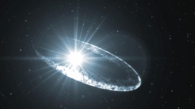 Исследователи представили 2D модель супер-яркой сверхновой