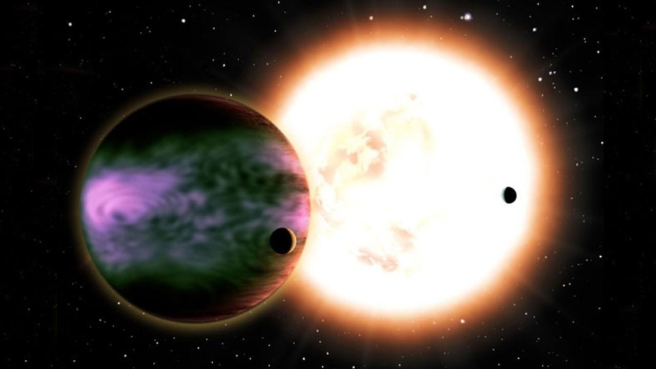 Астрономы обнаружили раздутый горячий Юпитер KELT-18b