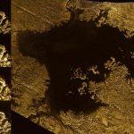 Эксперименты показывают, что озёра Титана могут реагировать с азотом