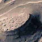 #видео дня | Невероятно красивый полёт над поверхностью Марса