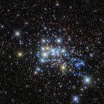 Телескоп «Хаббл» показал звездное скопление Westerlund 1