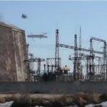 Над электростанцией в Оренбургской области совершали маневры три НЛО