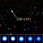 Таинственная вспышка удивила астрономов