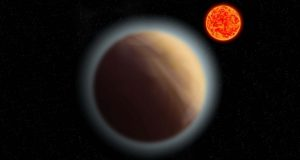 Астрономы обнаружили атмосферу вокруг супер-Земли GJ 1132b