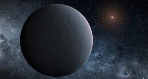В 4000 парсек от нас обнаружена ледяная планета размером с Землю
