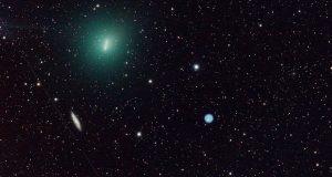 Комета 41P/Tuttle-Giacobini-Kresák.