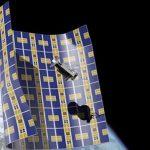 Аппарат толщиной в лист бумаги поможет в уборке космического мусора