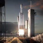 Илон Маск: лётные испытания Falcon Heavy начнутся летом