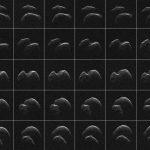 Получены радарные снимки крупного астероида 2014 JO25