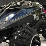 NASA представило марсоход, совмещенный с мобильной лабораторией