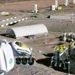 Перед полетом на Марс NASA проведет годовую пилотируемую миссию у Луны