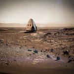 SpaceX может отправить на Марс сразу два корабля