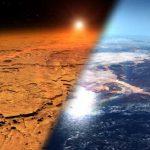Солнце разрушило атмосферу Марса