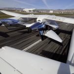 Компания Virgin Galactic провела испытание многоразового суборбитального корабля «SpaceShipTwo»