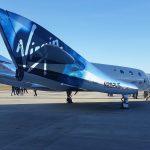 Туристический космолёт Virgin Galactic совершил ещё один испытательный полёт
