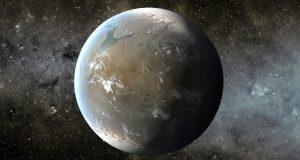 Обнаружена потенциально обитаемая суперземля