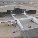 В США создан огромный самолет для запуска ракет в космос