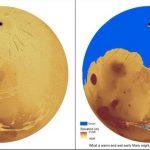 Американские учёные доказали, что в древности на Марсе действительно существовал океан