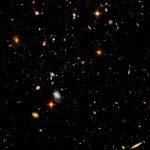 Астрономы обнаружили взаимодействие Вселенных
