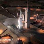 Илон Маск: пуск Falcon Heavy состоится в ноябре