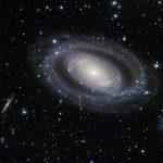 Астрономы показали фото удивительной спиральной галактики