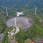 Специалисты обсерватории Аресибо поймали загадочный сигнал от звезды Росс 128 в созвездии Дева