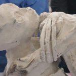 Фото места, где были обнаружены мумии Наска, уже появились в интернете