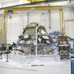 Началось тестирование жилого модуля корабля Orion