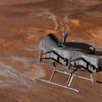 Dragonfly — беспилотник для исследования спутника Сатурна