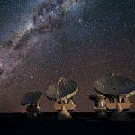 15 новых космических радиосигналов были зафиксированы телескопом Грин Бэнк
