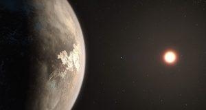 Астрономы обнаружили экзопланету земного типа