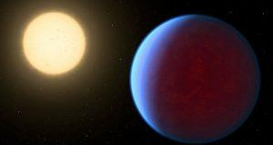 Экзопланета 55 Cancri e может иметь толстую землеподобную атмосферу