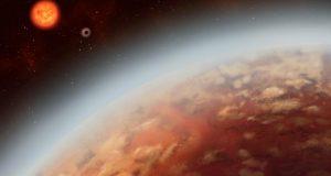 Около красного карлика обнаружены две экзопланеты