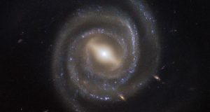 Галактика UGC 6093 глазами космического телескопа Хаббл