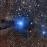 Опубликовано новое фото области звездообразования Lupus 3
