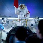 Китай представил модель своей космической станции